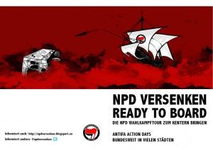 Mobi Flyer NPD Versenken